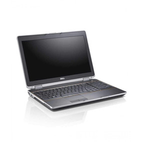 Notebook Dell I7 3.0ghz 8gb 320gb Latitude P/ Engenharia