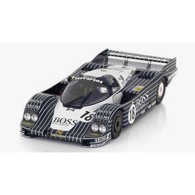 Porsche 956l Boss 24 Horas De Le Mans 1983 Minichamps 1/18