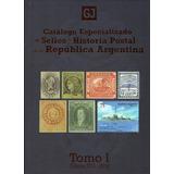 Catalogo Especializado De Argentina Gj 2018/2019 En 2 Tomos