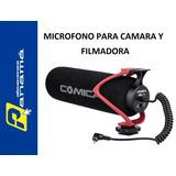 Comica Cvm-v30 Lite - Micrófono De Vídeo Para Camaras Y Film
