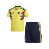 428f9357b3 Uniforme Completo De Goleiro Colombia - Camisas de Seleções de ...