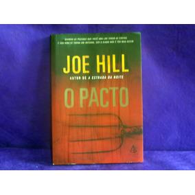 Livro Usado O Pacto Joe Hill