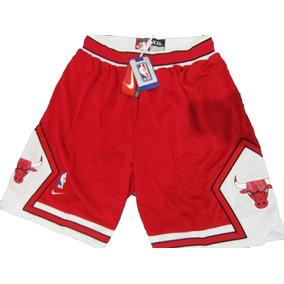 Short Nba Chicago Bulls Jordan Pippen Rodman Vermelho