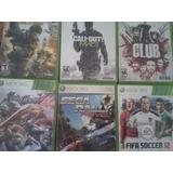 Juegos Xbox 360 Originales(físicos)