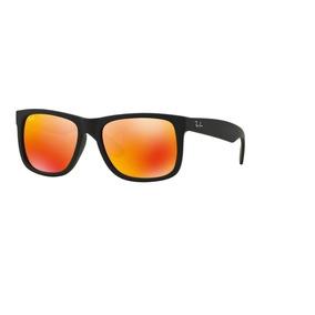 Ray Ban Justin Rb4165l 622 6q 55 - Óculos no Mercado Livre Brasil d1b06bb334