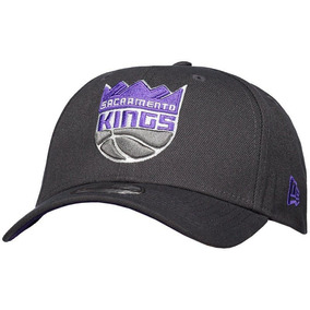 c4575b914c77a Bone New Era Sacramento Kings - Bonés para Masculino no Mercado ...