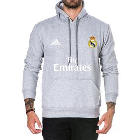 48c9f13970daa Bolsa Masculina Real Madrid - Moletom Masculinas Prateado no Mercado ...