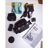 Canon Xa35 Professional High Definition Hd Camcorder