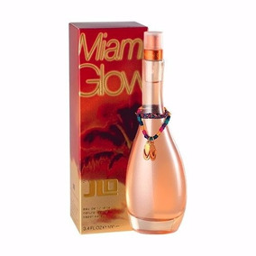 Perfume Mujer ** Miami Glow ** Jennifer Lopez ** 100ml