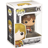 Funko Pop Tyrion Lannister #21 Battle Armor Jugueterialeon