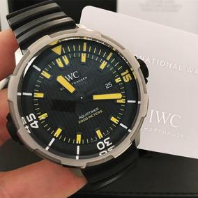 c0274ab0ea9 Relogio Iwc Aquatimer 44 Mm - Relógios De Pulso no Mercado Livre Brasil