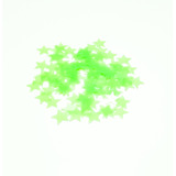 Estrellas Fosforesentes 100 Piezas Fluorescentes Adhesivas