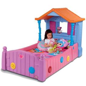 Cama Lalaloopsy 1 Plaza Para Niños - Little Tikes