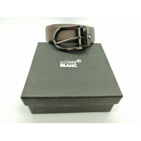 Cinturon Para Caballero Tipo Mont Blanc