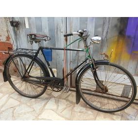 Rara Bicicleta Antiga 100% Original Mercswiss 1957 Aro 28