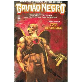 Gavião Negro - 3 Edições - Pague Com Cartão - Promoção