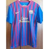 Camisa Barcelona Fc 2012/2013 Nike M