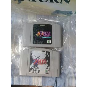 Zelda Nintendo 64 Duas Edições