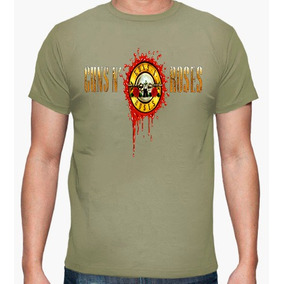 Playera O Camiseta Grupo Banda Guns N