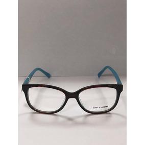 59ef0350318fb Óculos De Grau Feminino Atitude At7031 C03  14