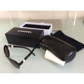Lindo Oculos Sol Chanel Italiano De - Óculos no Mercado Livre Brasil ebc98c28b5