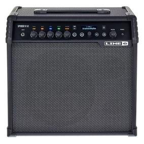 Amplificador Line 6 Spider V 60 Para Guitarra 60 Watts