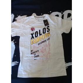 Playera Xolos Campeon Nike Club Tijuana 2012 424ba3b787d6a