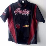 Camisas Motos Escuderia Indian Motorcycle Motos Hombre