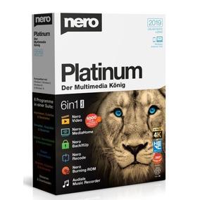 Nero Platinum Multmedia King 2019 - Pré-encomenda Exclusiva!