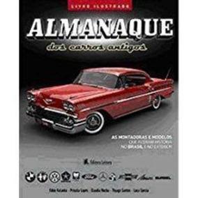 Livro Almanaque Dos Carros Antigos Fábio Kataoka E Outros