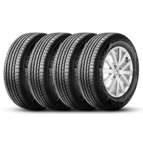 Kit 4 Pneus Continental Aro 13 175/70r13 82t Powercontact 2