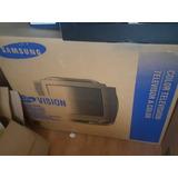 Vendo O Cambio Televisión Samsung 20 Pulgadas Con Su Caja