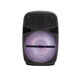 Corneta Amplificada Iq Sound 8¨ Usb Bluetooth Wifi Micro Sd