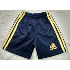 Short Marca adidas Original Para Niño Talla 3
