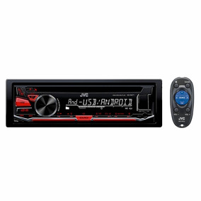Cd / Mp3 Player Jvc Kd-r471 C/ Usb Aux Saida Rca Controle