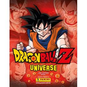 Álbum Dragon Ball Z Universe - Completo Figurinhas Soltas