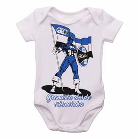 230a95c38a Bodie Criança Infantil Roupa Marca Bebê Gremista Gremio Torc