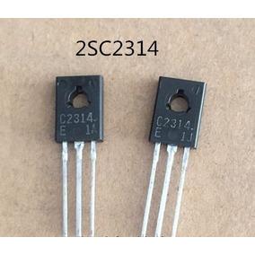 Transistor C2314 Ou 2sc2314 Lote Com 20 Unidades