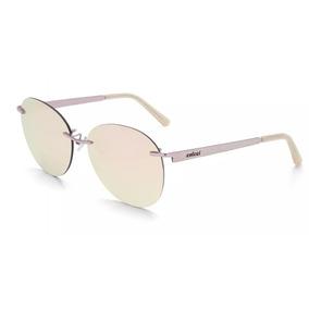 d13febc19006f Óculos De Sol Colcci C0117 C011758346 Rosa Rosê Lente Marrom