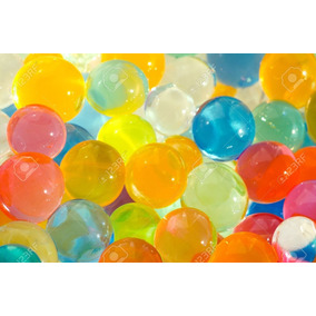 700 Perlas De Gel Biogel Hidrogel