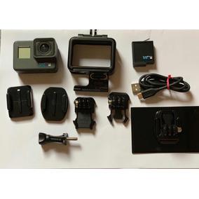 Gopro Hero 6 Black Camera Gopro 6 Ultra Hd + Brindes