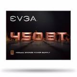 Fuente De Poder Evga 450bt 450w 80plus Bronze 100-bt-0450-k1