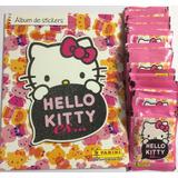 .- Pack Álbum Hello Kitty Panini Álbum + 50 Sobres