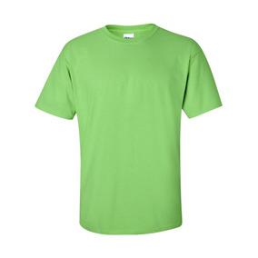 Camisetas Lisas Coloridas Para Estampar (várias Cores)
