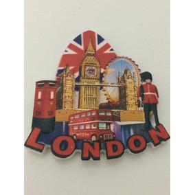 Ímã Da Cidade De Londres (reino Unido - Inglaterra)