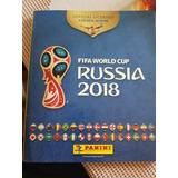 Album Del Mundial De Rusia 2018 Pasta Suave+4 Sobres+envio