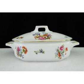 Guisera De Porcelana Alemana Royal Bavaria