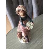 Remato Figura Porcelana De Nadal
