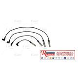 Jgo Cables Bujia Seat Cordoba 2.0 Lts 01/05 = Nba4 Nba401