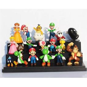 Boneco Toddy Da Coleção Super Mario Bros - Brinquedos e Hobbies em ... a9d55376ac8